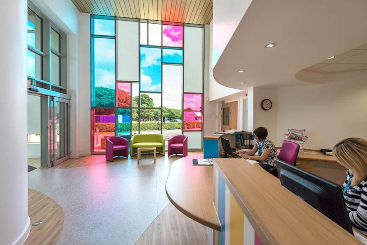 Claire House Children's Hospice Hospitals by BRIAN ORMEROD PHOTOGRAPHER