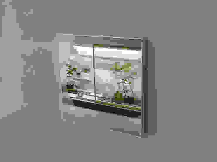 Gamme d'accessoires salle de bain par Julien Beurrier Moderne