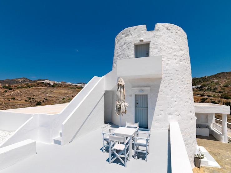 The Windmill Hotel by studioReskos