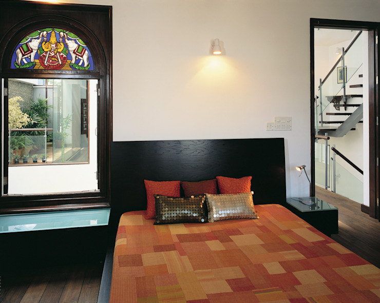 B House Casas modernas de Kumar Moorthy & Associates Moderno