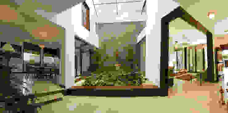 B House Modern Houses by Kumar Moorthy & Associates Modern