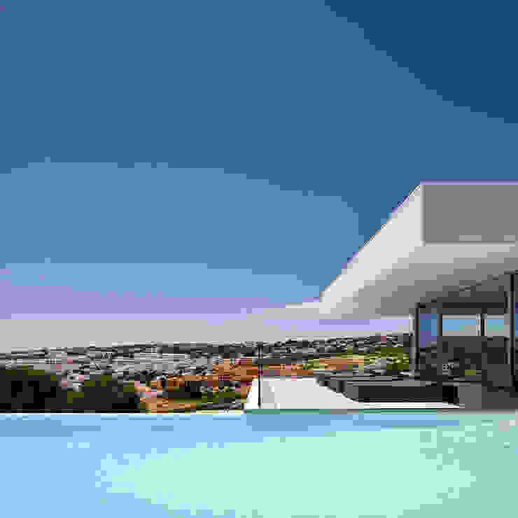 Modern Pool by Philip Kistner Fotografie Modern