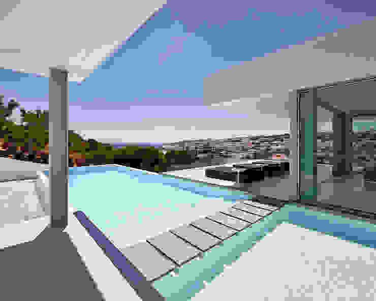 Pool by Philip Kistner Fotografie, Modern