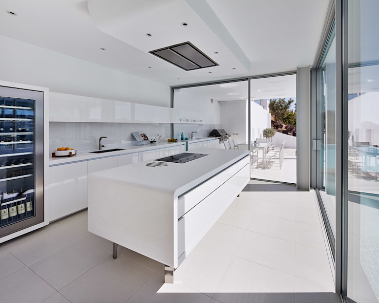 Kitchen by Philip Kistner Fotografie, Modern