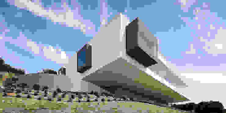 Casas modernas por Philip Kistner Fotografie Moderno