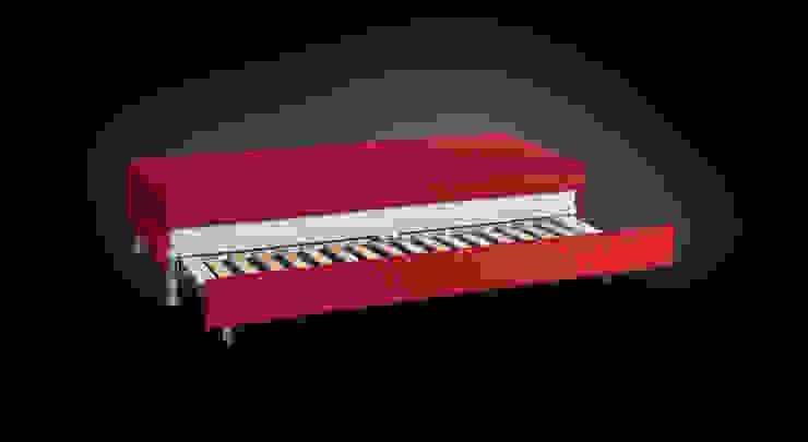 BED for LIVING Doppio Swiss Plus AG SalasSalas y sillones