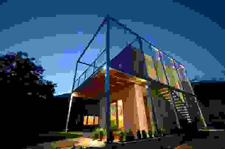 """Bed & Breakfast """"In Grappa"""" Case in stile minimalista di Henry Zilio Ingegnere Architetto Minimalista"""