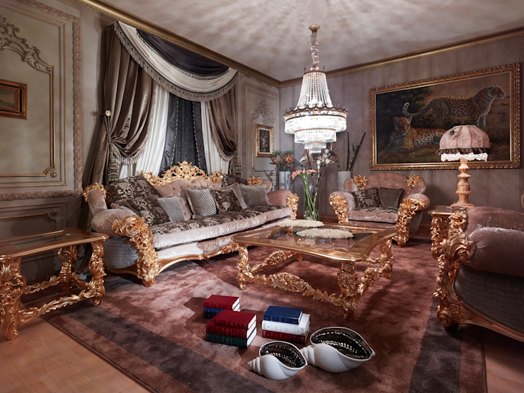 Viola di Asnaghi Interiors Classico