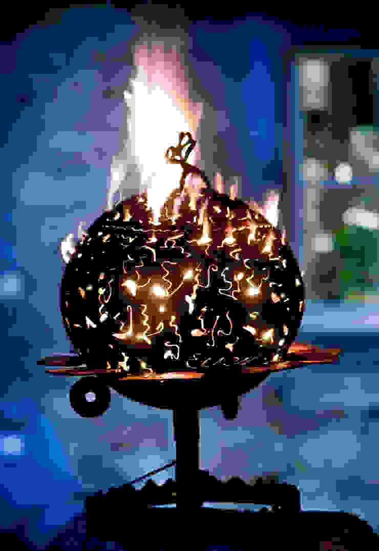 Feuertonnen Feuertonnen GartenFeuerplätze und Grill