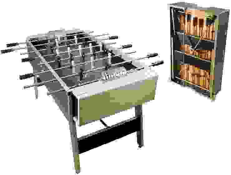 Libero - aufgebaut & zusammengeklappt: modern  von Flix GmbH,Modern