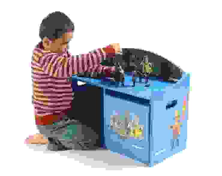 Banc de jeu et de rangement Playmobil CHEVALIERS par IMPEX - My Note Deco Moderne