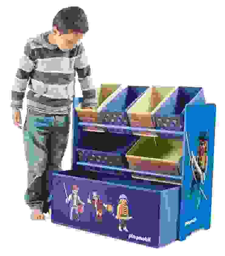 Etagère à casiers Playmobil PIRATES par IMPEX - My Note Deco Moderne