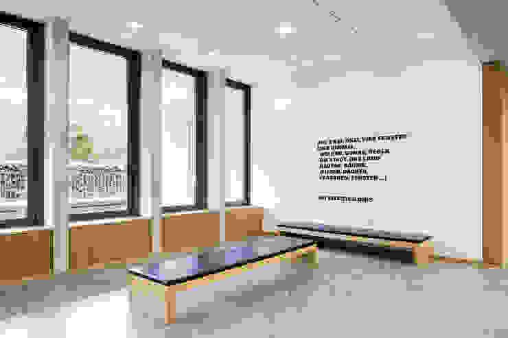 Bundesarbeitsgericht Erfurt von Annika Feuss Fotografie Minimalistisch