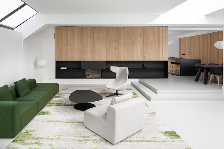 home 11:  Woonkamer door i29 interior architects,
