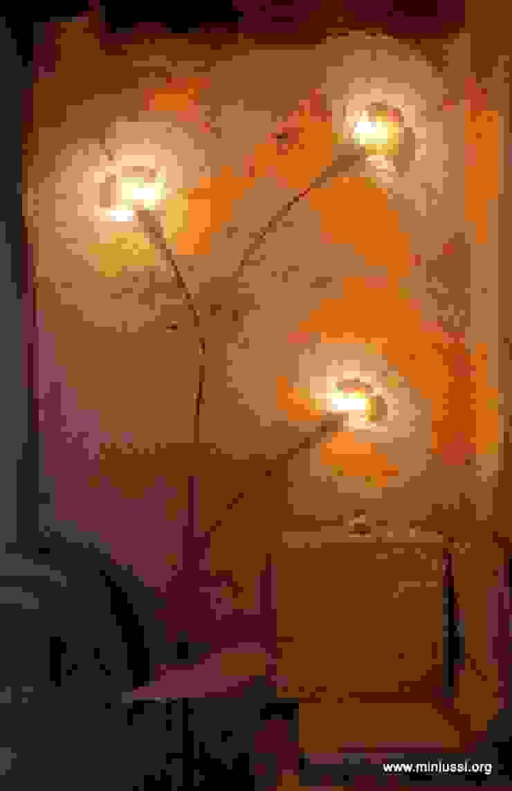"""Luminaire N°1 """"Feuillages de Ginkgo"""" Artiste Sculpteur MaisonAccessoires & décoration"""