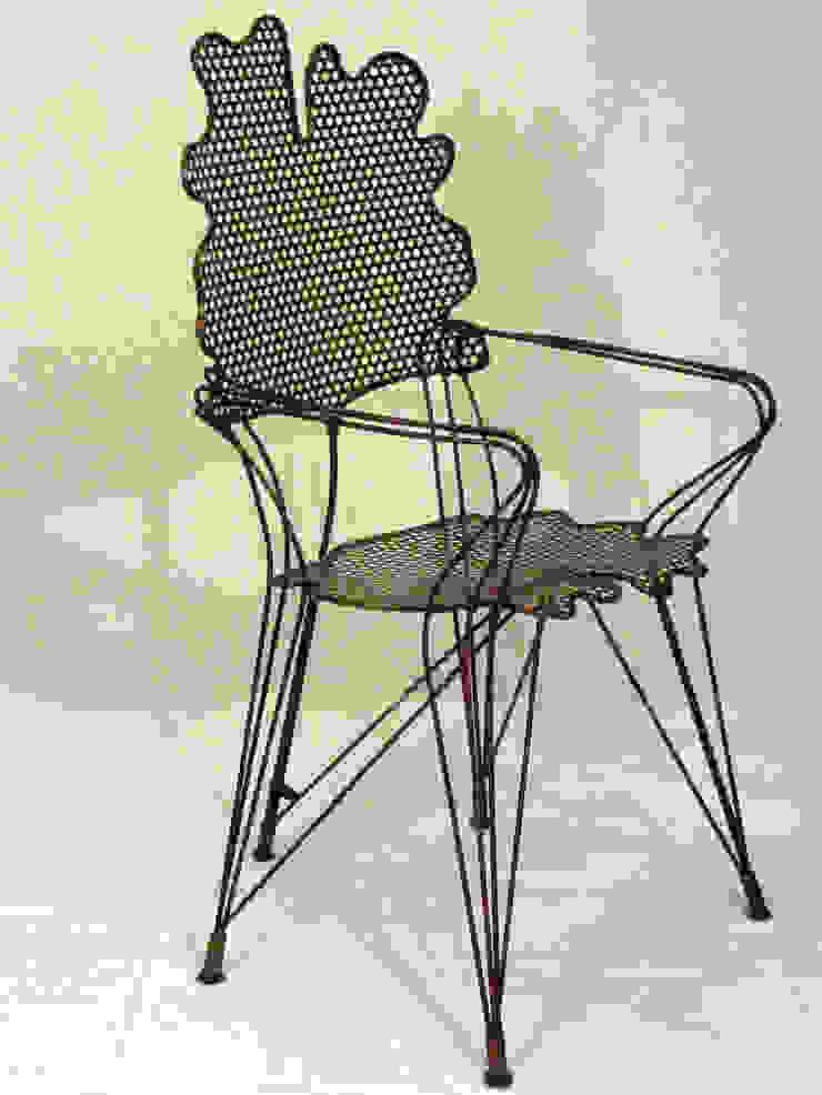"""Chaise """"Feuillages de Ginkgo"""" Artiste Sculpteur MaisonAccessoires & décoration"""