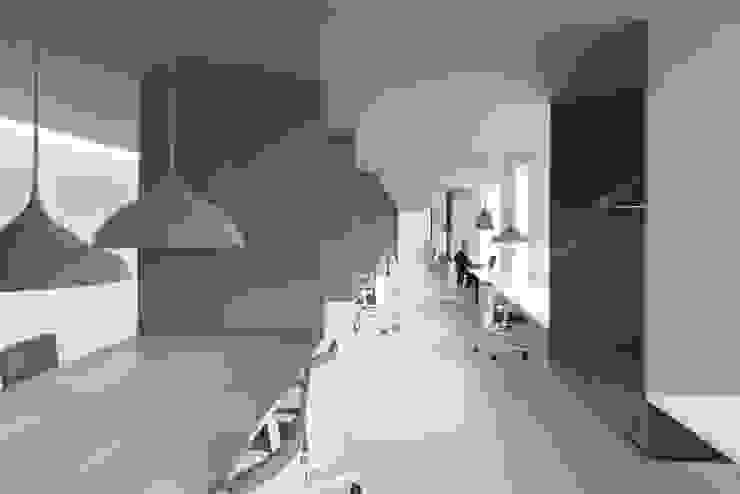 office 04 Moderne kantoor- & winkelruimten van i29 interior architects Modern