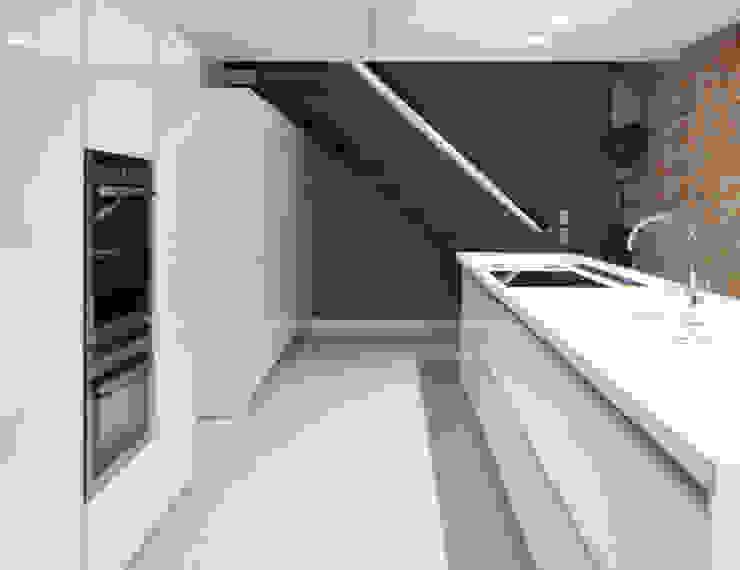 Minimalist Mutfak 08023 Architects Minimalist