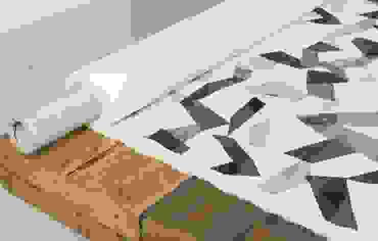 Flint fabric by Flock