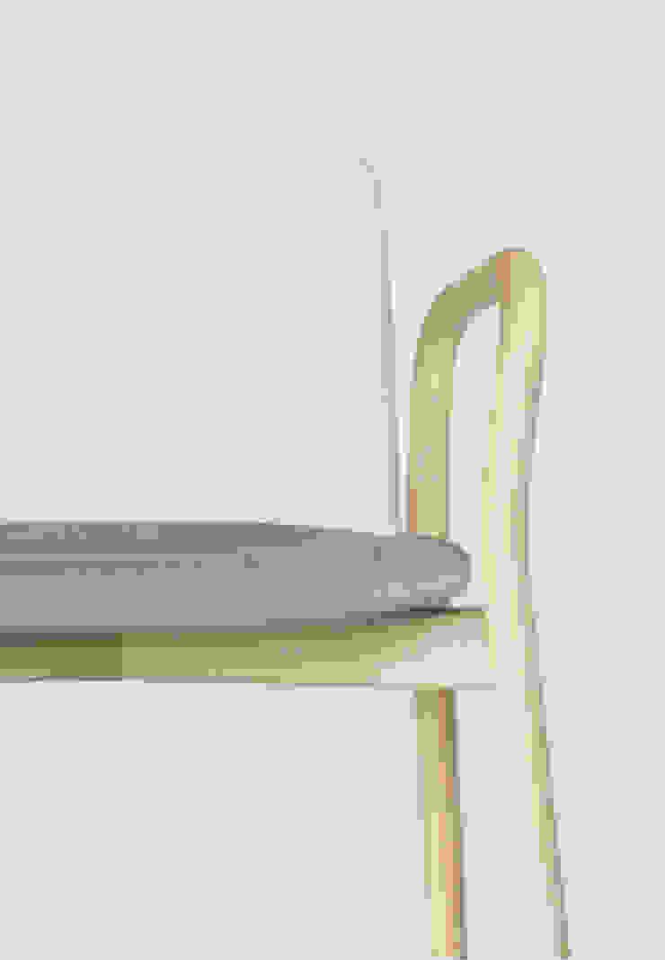 Two Tone chair の IWASAKI DESIGN STUDIO