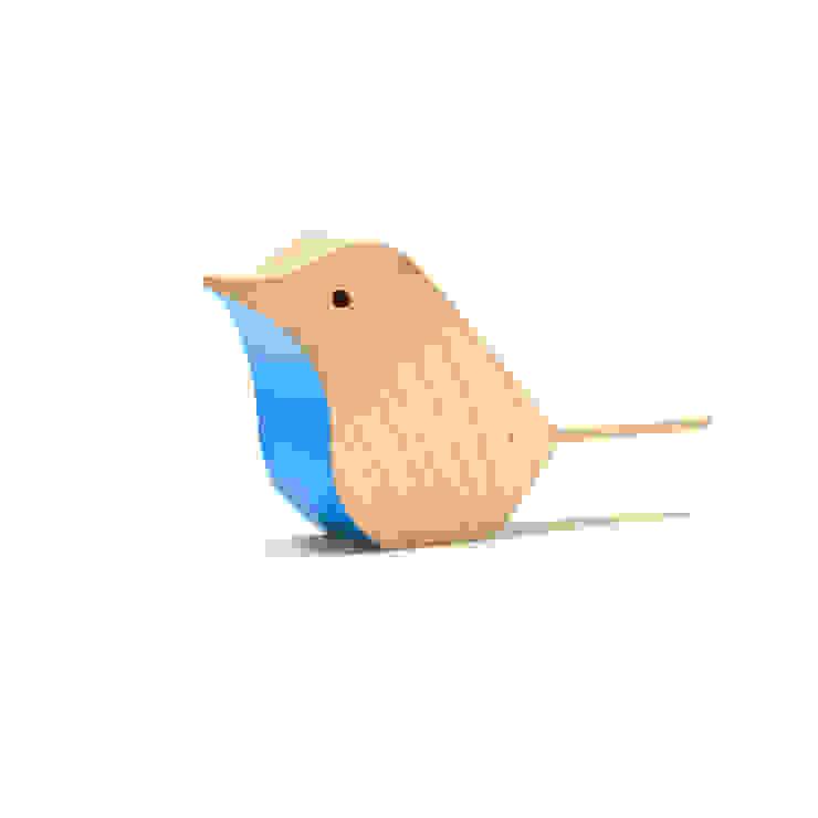bird: scandinavian  by splinterdesigns, Scandinavian