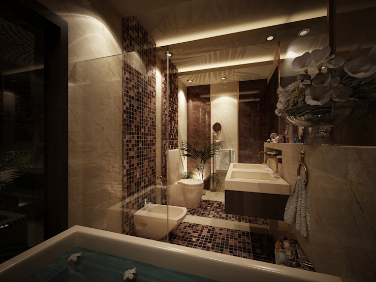 Classic style bathroom by TOPOS+PARTNERS Classic