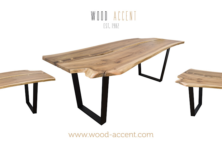 UNIQUE WOODEN TABLES WOOD ACCENT od WOOD ACCENT Skandynawski