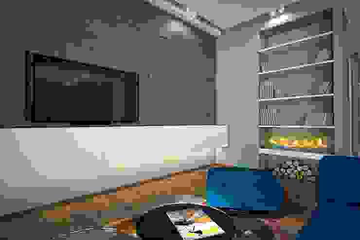 Modern Living Room by Medianyk Studio Modern