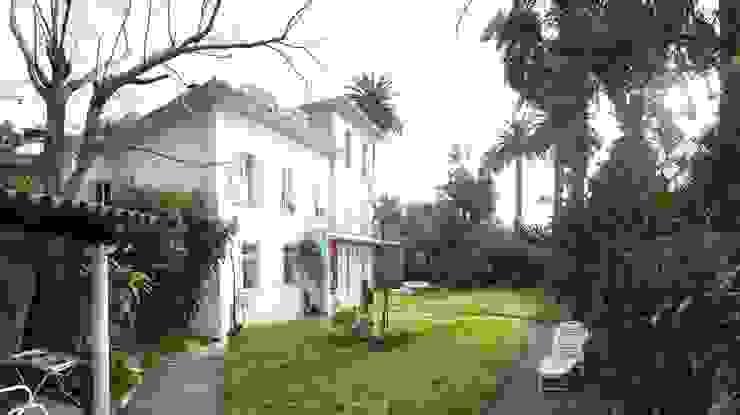 Villa à Menton Jardin moderne par Agence Manuel MARTINEZ Moderne