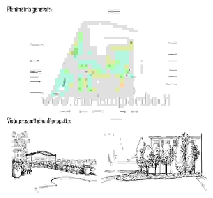 Merletti Garden Design Taman: Ide desain, inspirasi & gambar