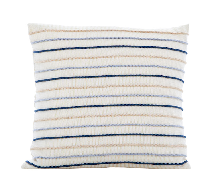 Ivory / Multi Range of Cushions: modern  by From Brighton With Love, Modern