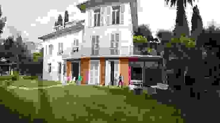 Villa à Menton Maisons modernes par Agence Manuel MARTINEZ Moderne