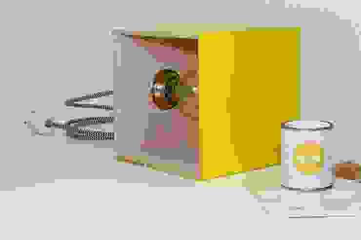 Dekoleuchte Cube DIY Kit von FridaFinn