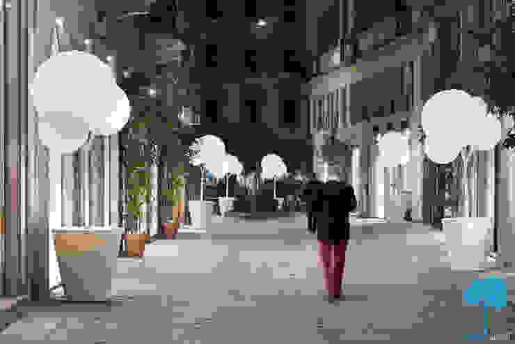 Via della Spiga Spazi commerciali moderni di Bellaria Design Moderno