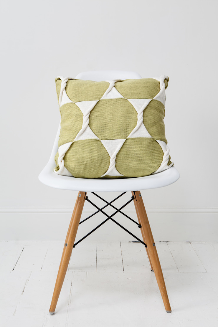 Twist - Celery: modern  by From Brighton With Love, Modern