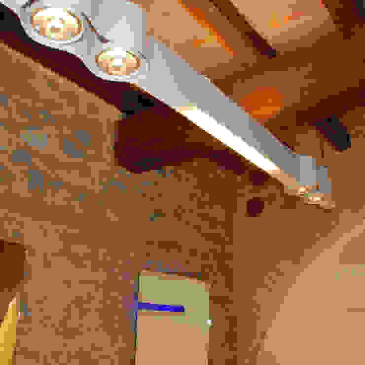 Negozio Polverini By silvia Ottobrini in Rubiera MO Spa moderna di ARCHITETTURE & DESIGN Moderno
