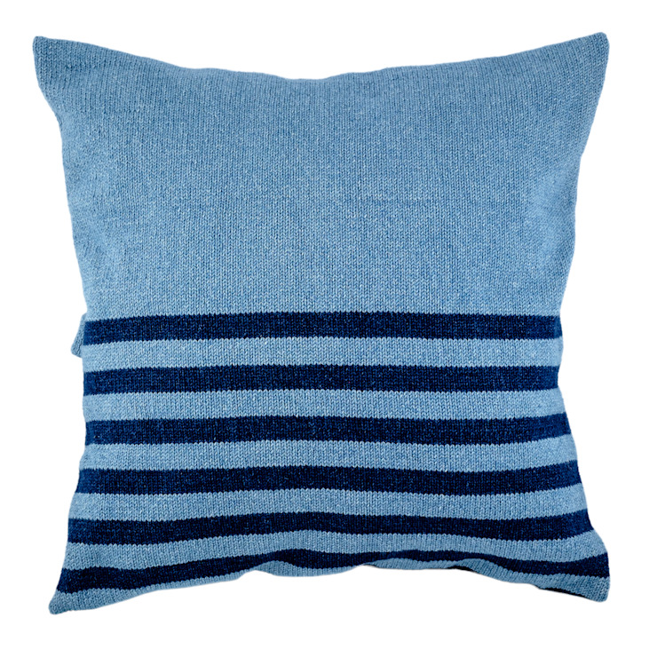 Denim Range - Light Wash with Narrow Stripes: modern  by From Brighton With Love, Modern