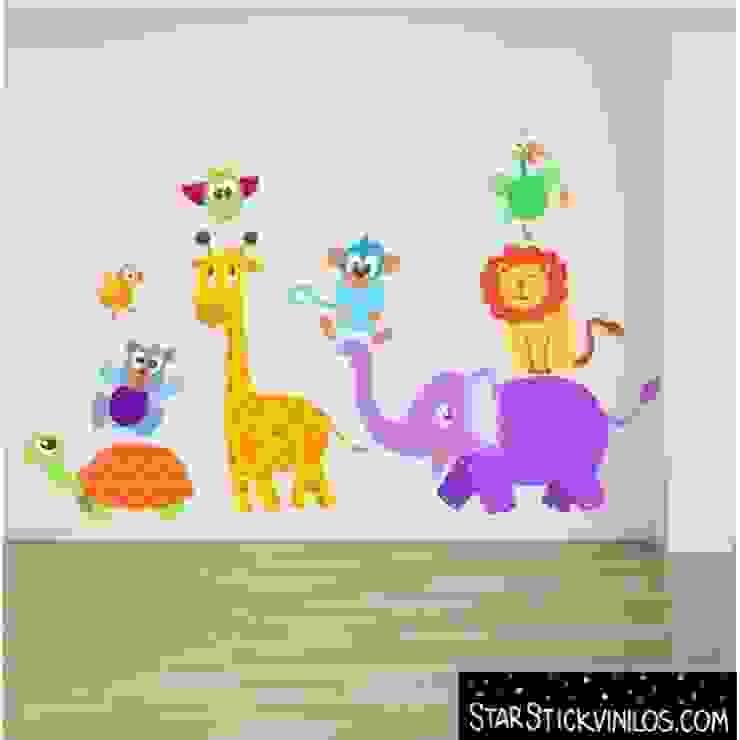 Vinilo decorativo infantil Animales de StarStick