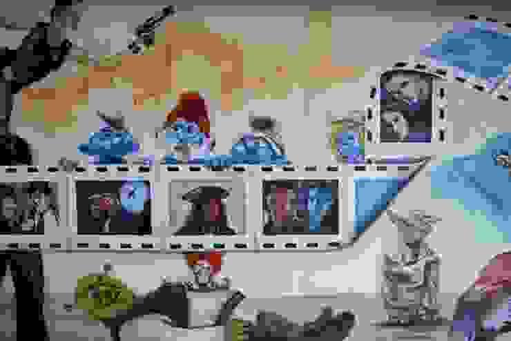 by Studio Witti - Atelier für Gestaltung Сучасний
