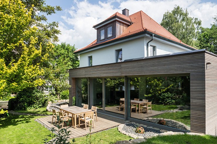 Stadt-Villa / wukowojac architects от Tom Bauer AD Photography