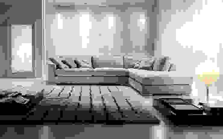 Living room by Cava Srl