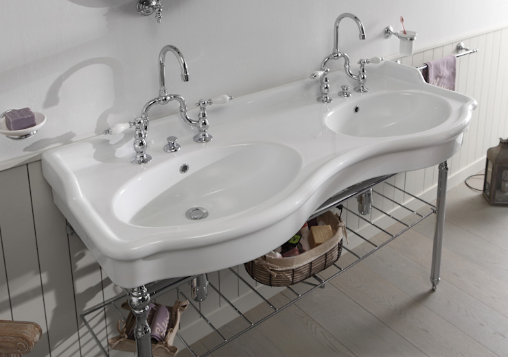 bleu provence BathroomSinks