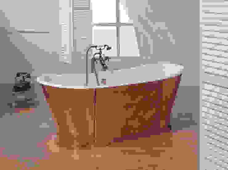 vasca in ghisa & rame Luxury di bleu provence Classico