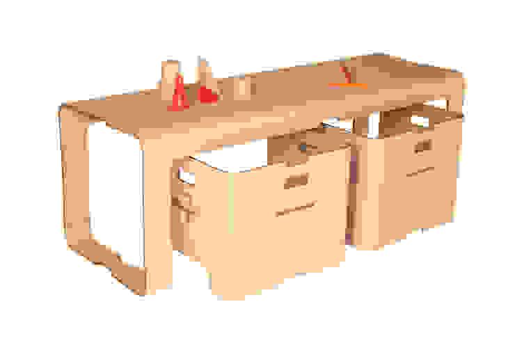 Gamme cigogne/mobilier carton STÉPHANIE GILLES Chambre d'enfantsBureaux & chaises