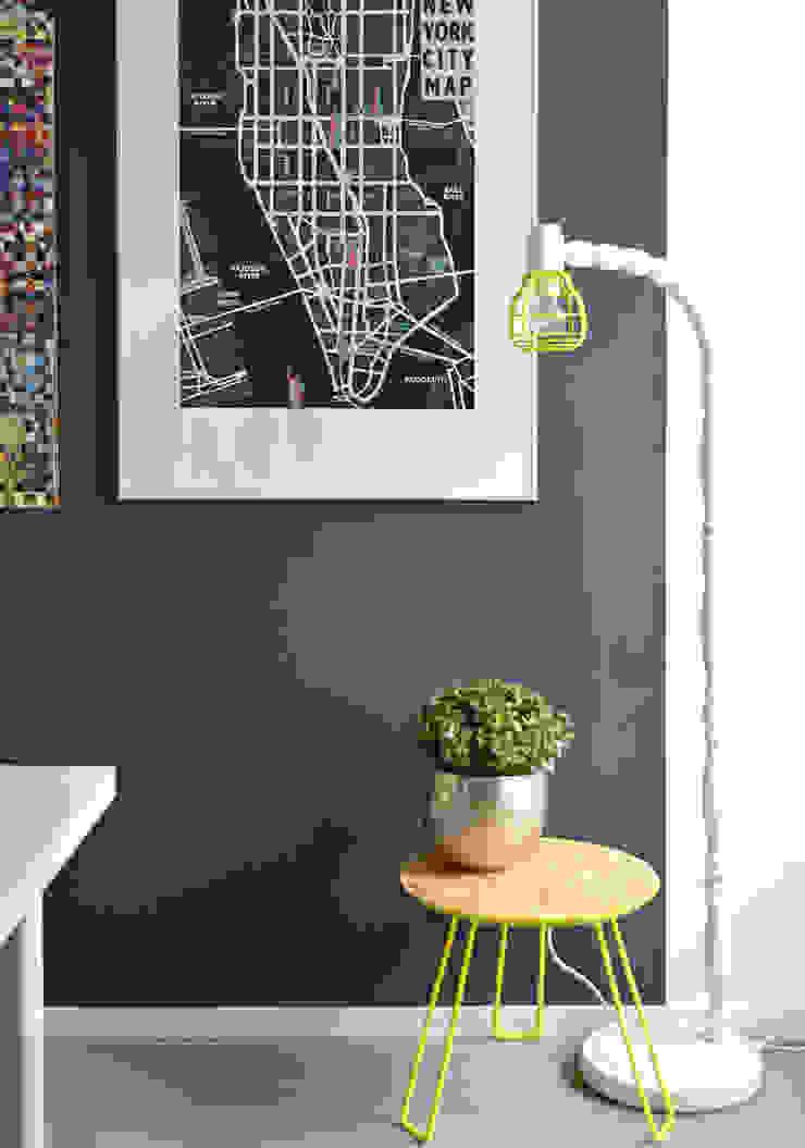Scandinavian style study/office by Kristina Steinmetz Design Scandinavian