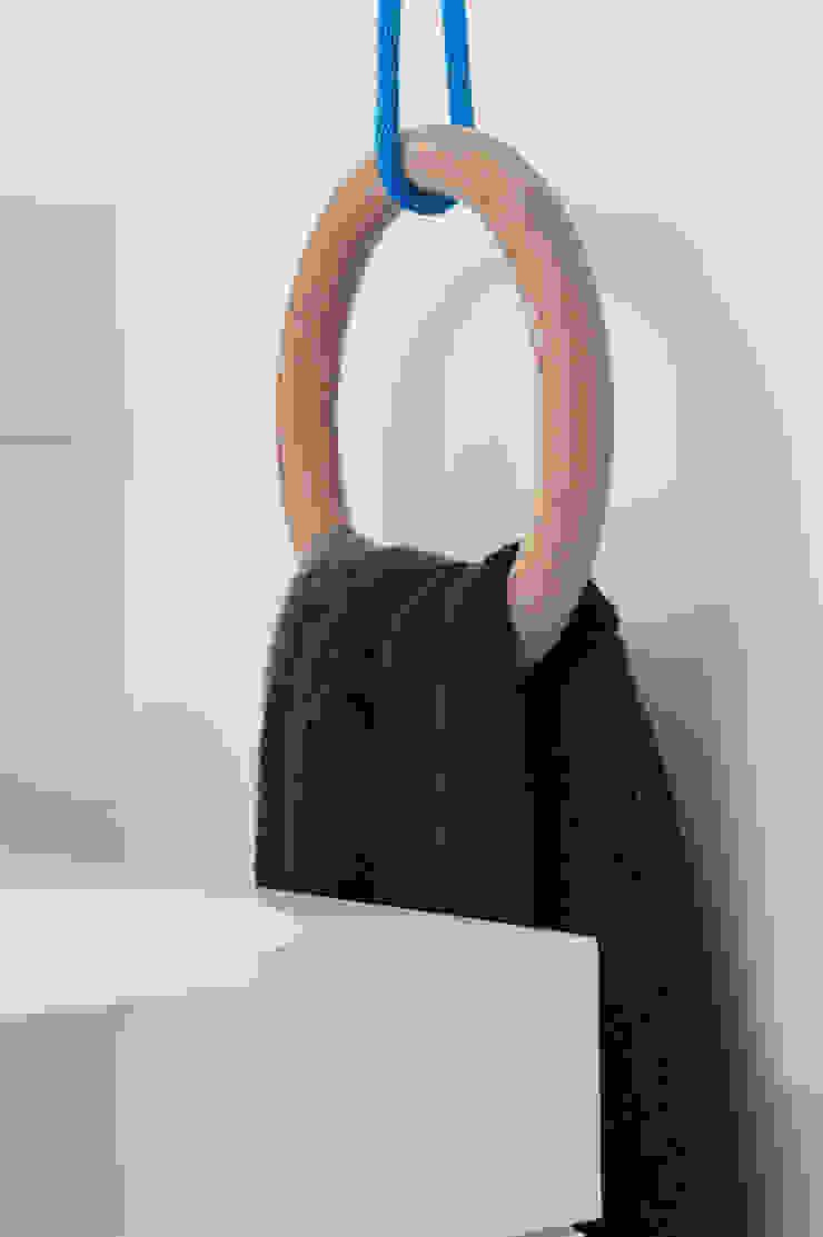 Baños de estilo ecléctico de Kristina Steinmetz Design Ecléctico