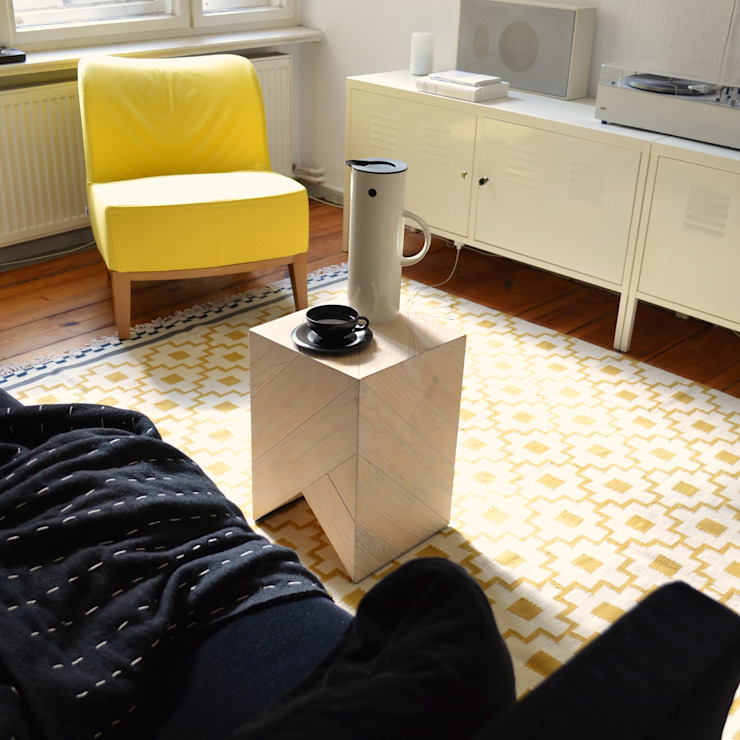 Salones de estilo minimalista de homify Minimalista
