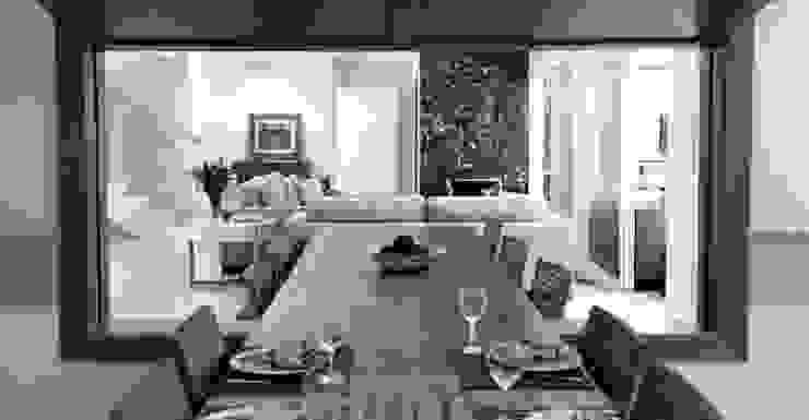 Cozinha para Jantar Salas de jantar modernas por Ornella Lenci Arquitetura Moderno