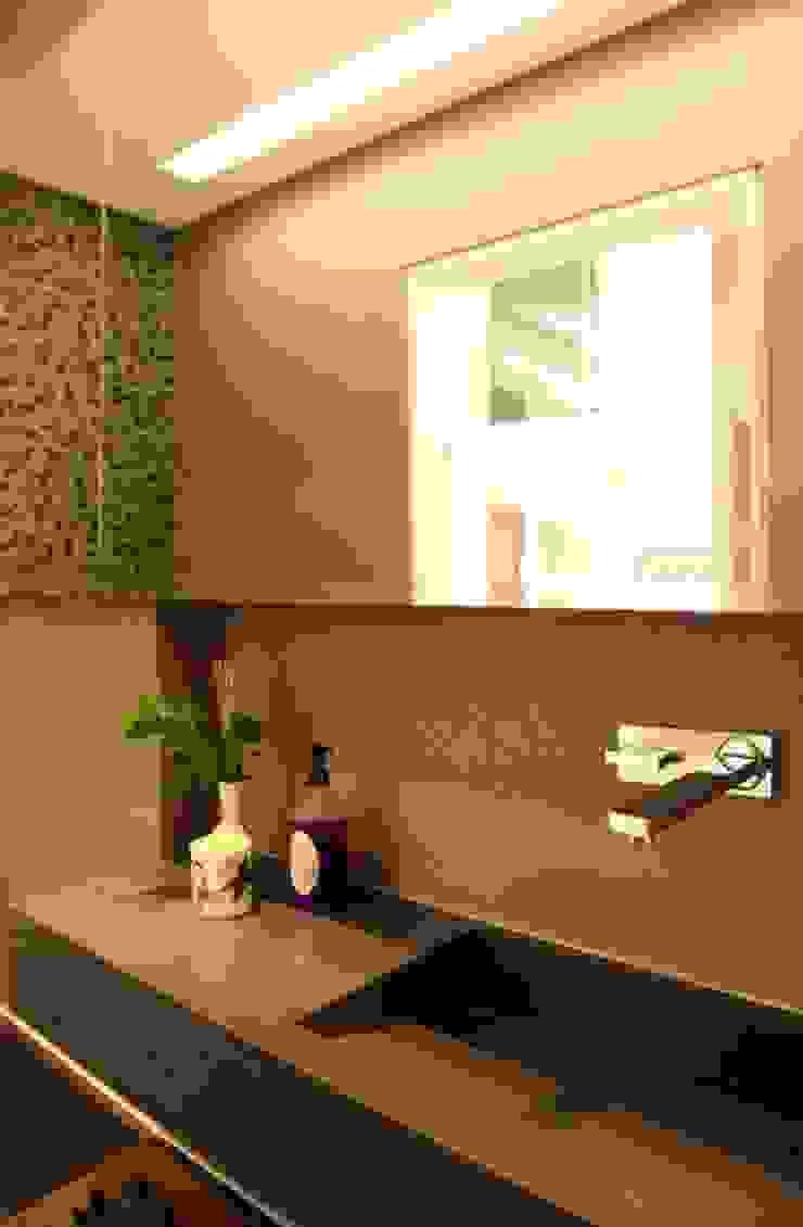 Lavado Banheiros modernos por Ornella Lenci Arquitetura Moderno