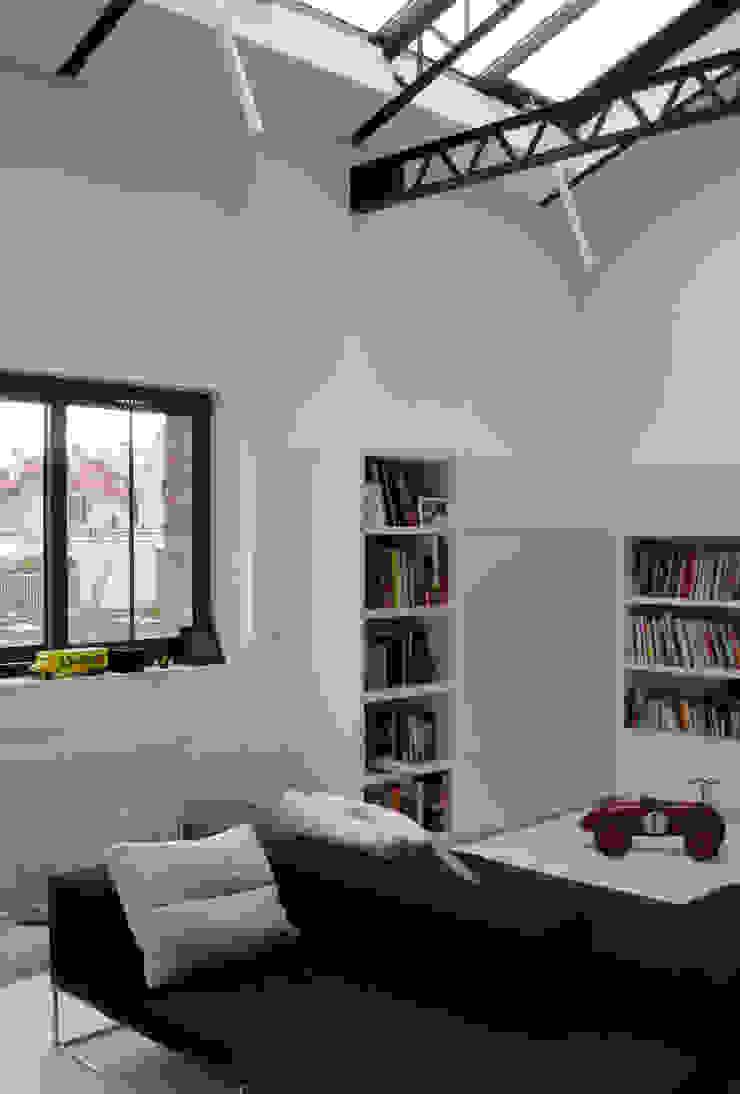Barbara Sterkers , architecte d'intérieur Ruang Keluarga Modern